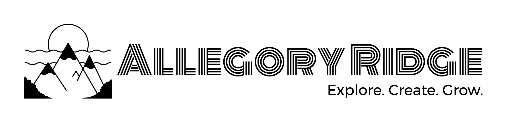 Allegory Ridge-logo-black.png