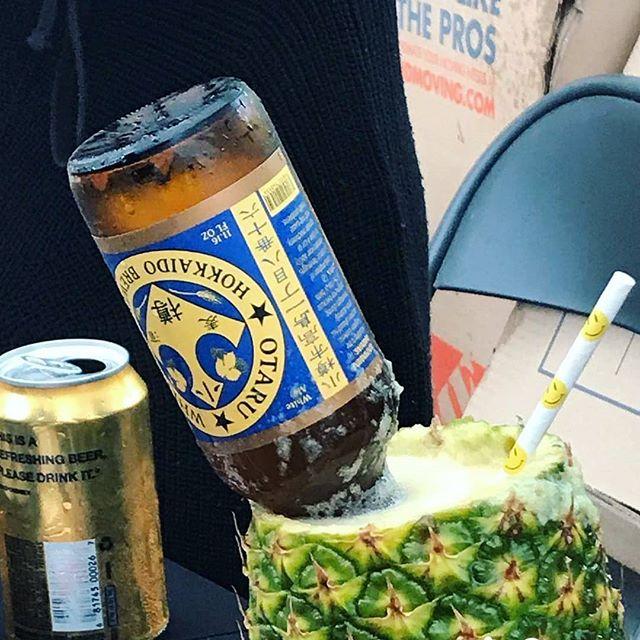Things getting the right amount of wild at @hesterstreetfair @FoodBabyNY Fest 2. . . . . . . . #lowereastside#nyc#newyork #newyorkcity #craftbeer#beer#beers#beerchat #microbrew#craftbrew #craftbeergreek #beerstagram #beerpulse #beergeek #beerquest #beerporn #craftbeerporn #drinkjapanese #drinknippon #hokkaidobrewing #hokkaidobeers #japanesebeer#fruitbrewing #supportartists #smallbusiness #foodie #foodporn #instafood #foodphotography#foodstagram