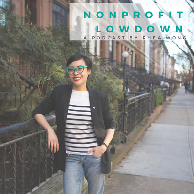 I'm on the  Nonprofit Lowdown podcast  talking about (my favorite topic) talking at work.