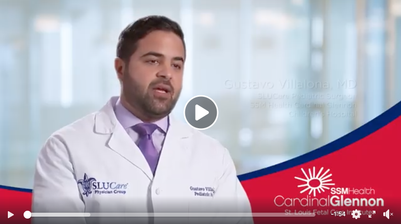 SSM Health Cardinal Glennon St. Louis Fetal Care Institute  Click Here to Watch