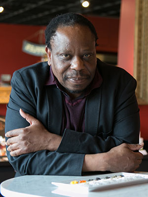 CHARLES MUDEDE   Screenwriter, Director  Charles Tonderai Mudede is a Zimbabwean-born cultural critic, urbanist, writer, and filmmaker. Mudede collaborated with the director Robinson Devor on two films, POLICE BEAT and ZOO, both of which premiered at Sundance. POLICE BEAT is a part of the Museum of Modern Art's permanent collection, and ZOO was presented at the Directors Fortnight at the Cannes Film Festival. Mudede is a co-screenwriter for YOU CAN'T WIN, which stars Micheal Pitt and James Hong and will be released in 2017, and is currently the film editor for The Stranger, a Seattle weekly.