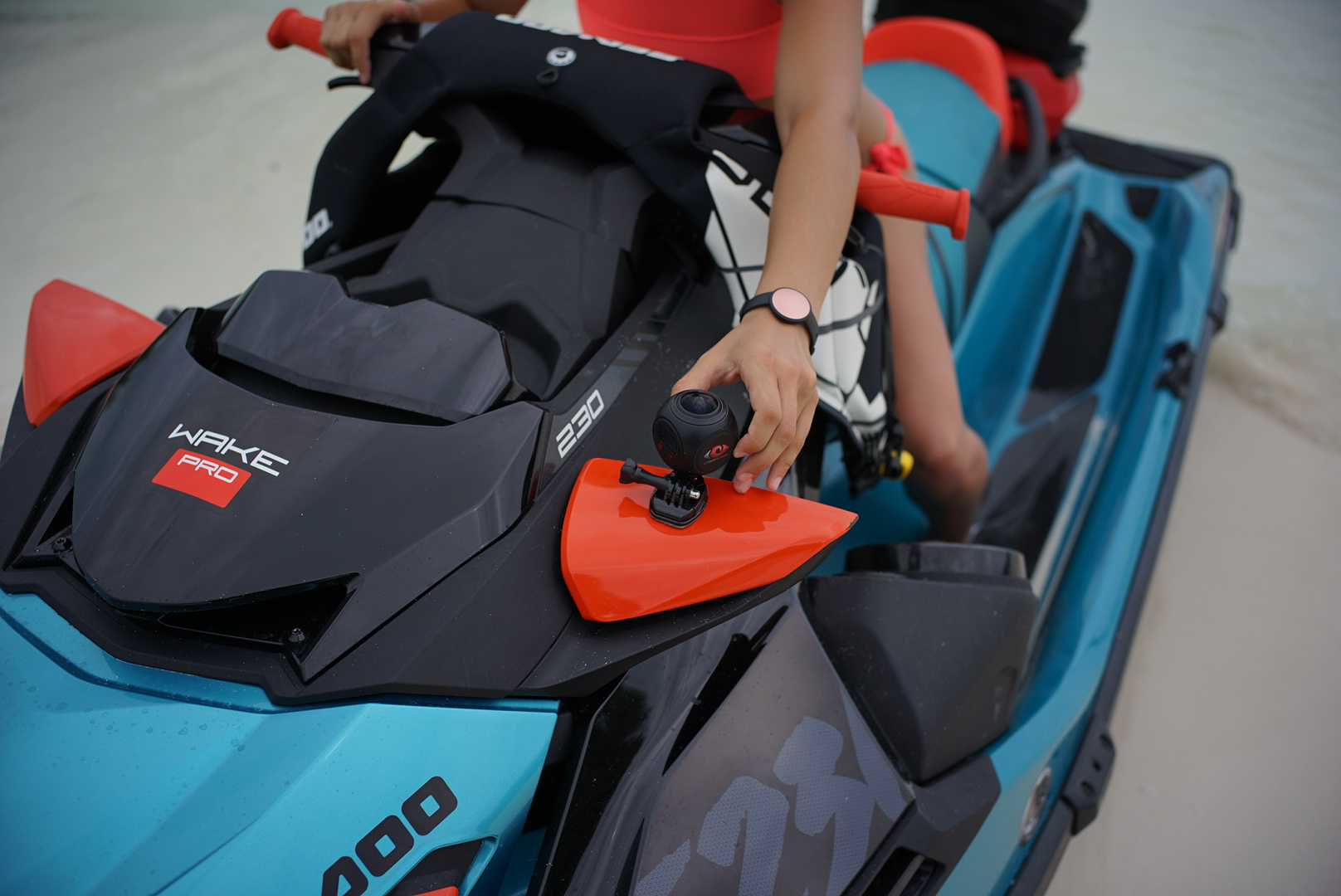 Sea-Doo -  Specifically Engineered for Sea-Doo Watercraft