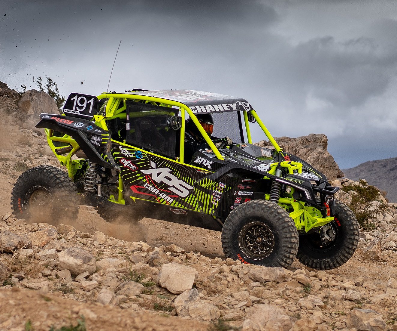 XPS PRODUCTS FOR - CAN-AM OFF-ROAD