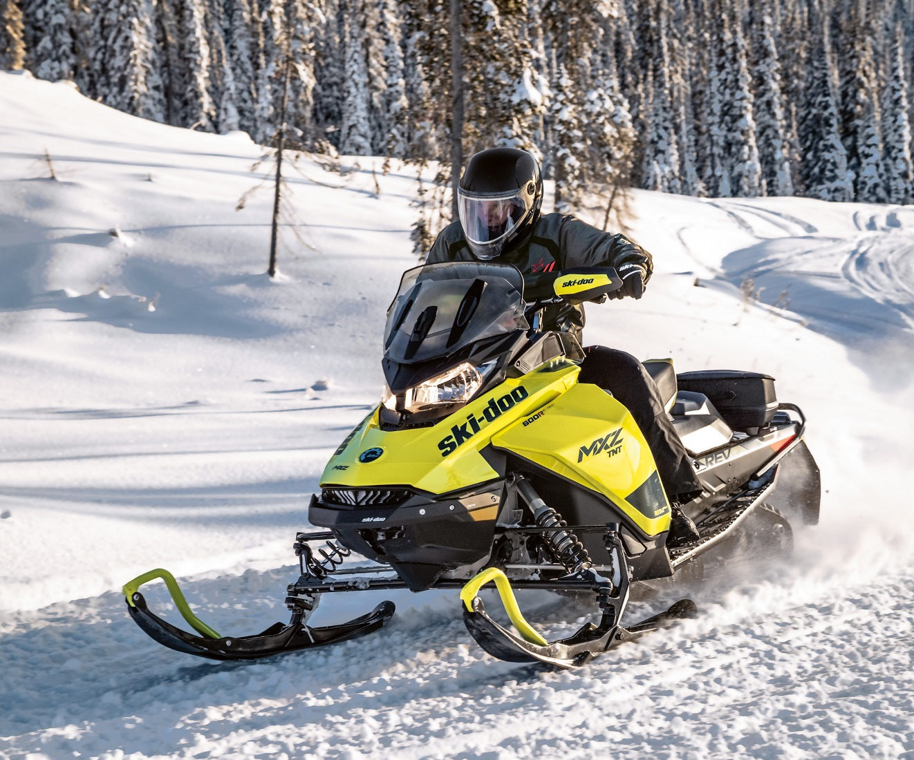 XPS PRODUCTS FOR - SKI-DOO