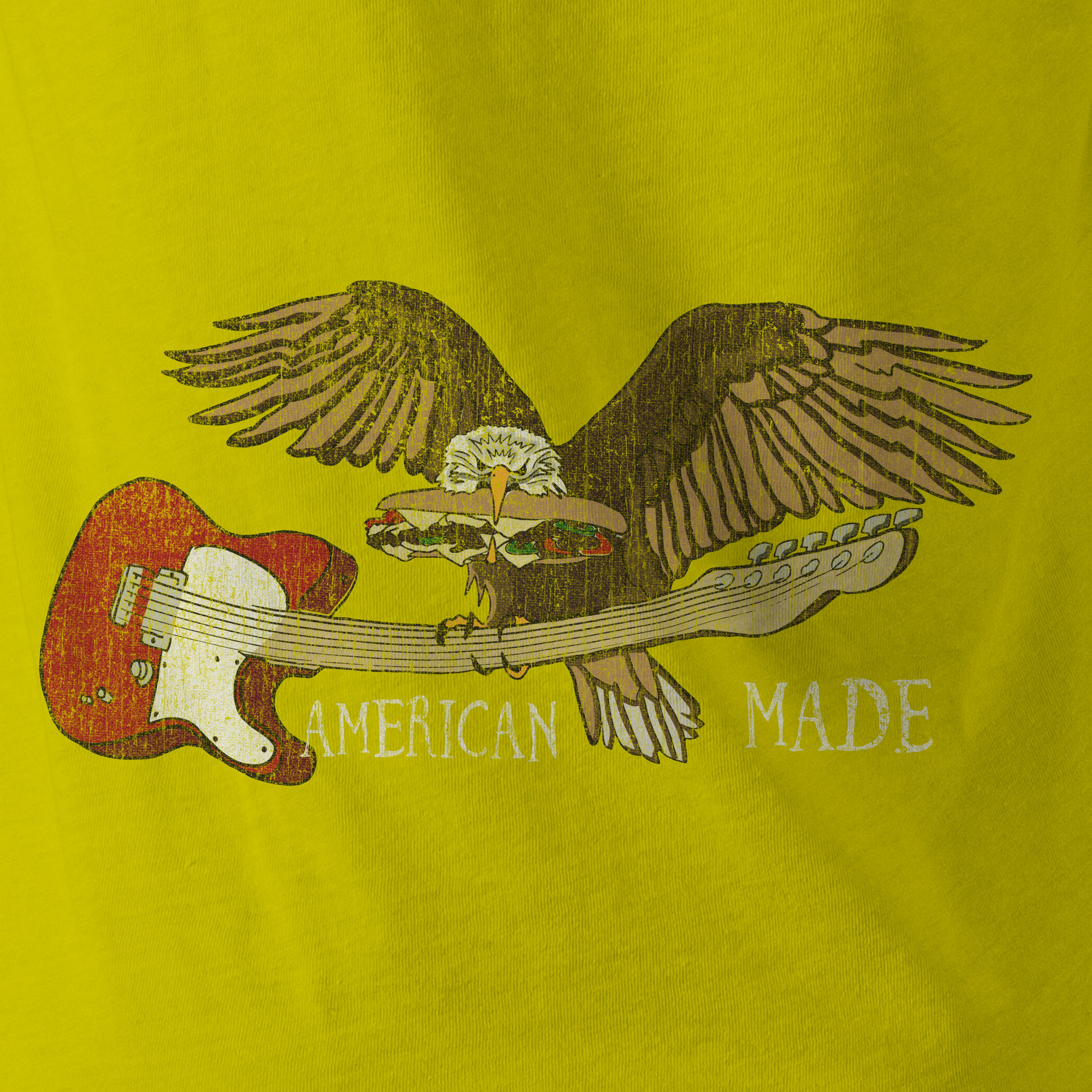 Made In America - Tour Graphics and Logos