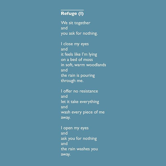 #newpoetry #refuge #dharma #love #lovepoetry