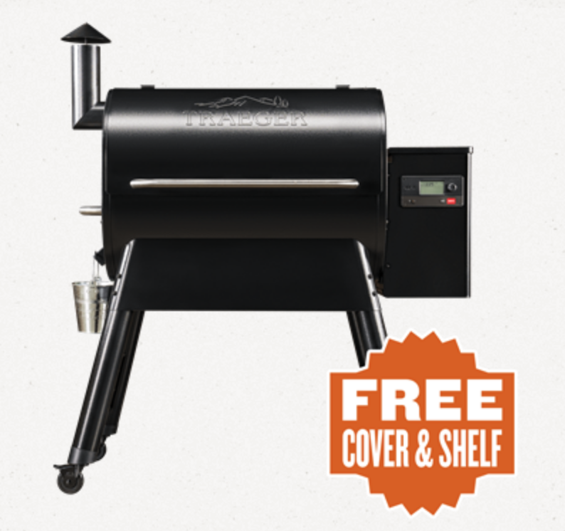 Pro Series 780 Pellet Grill