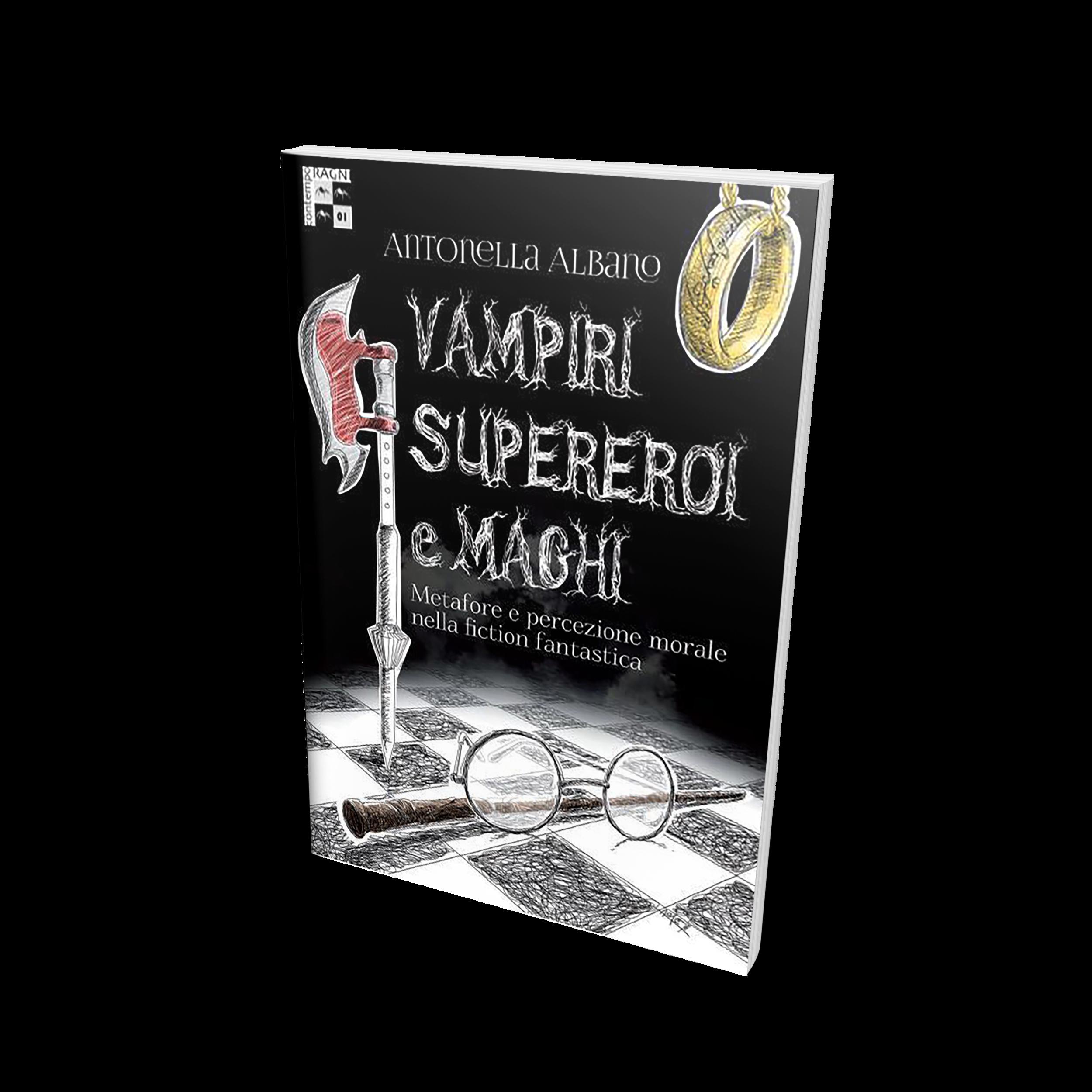 Vampiri, supereroi e maghi
