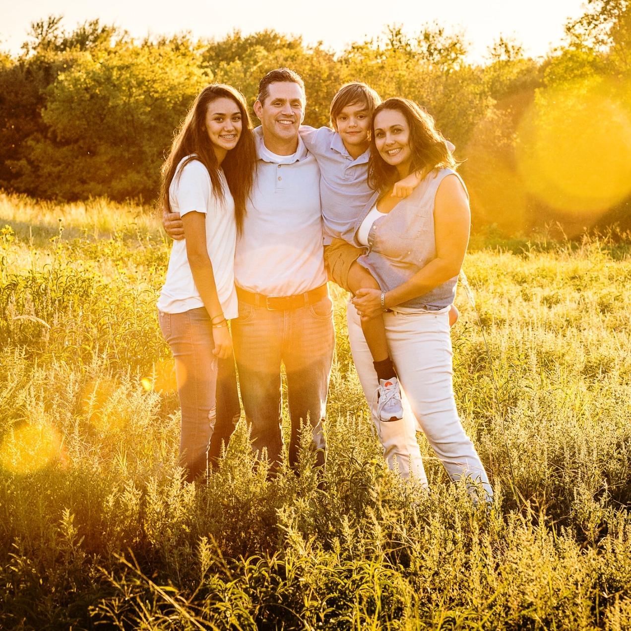 Family Portrait in Field.JPG