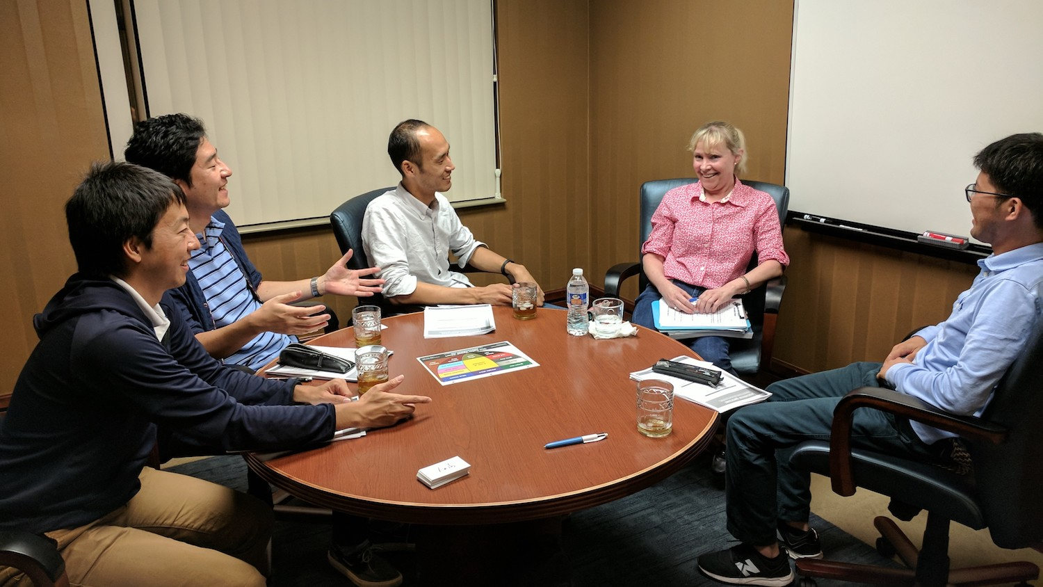 On-Site English Language Lessons with Bigler ESL for Japanese Employees