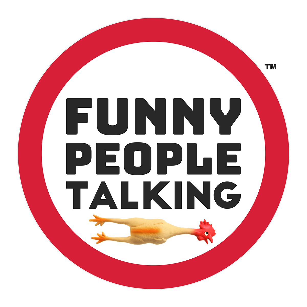 "Funny People Talking - Marc Raco and Danielle Beckmann interview entertainers, influencers, icons, innovators, and incredible people with one thing in common – they're funny. Episodes feature improv games, nerd tips, what's wrong with the world, strange foods presented by deadpan producer Elsie, possible Star Trek references, and a whole universe of things to laugh at (and with). From the same people who brought you ""Monkey Radio with Marc."""