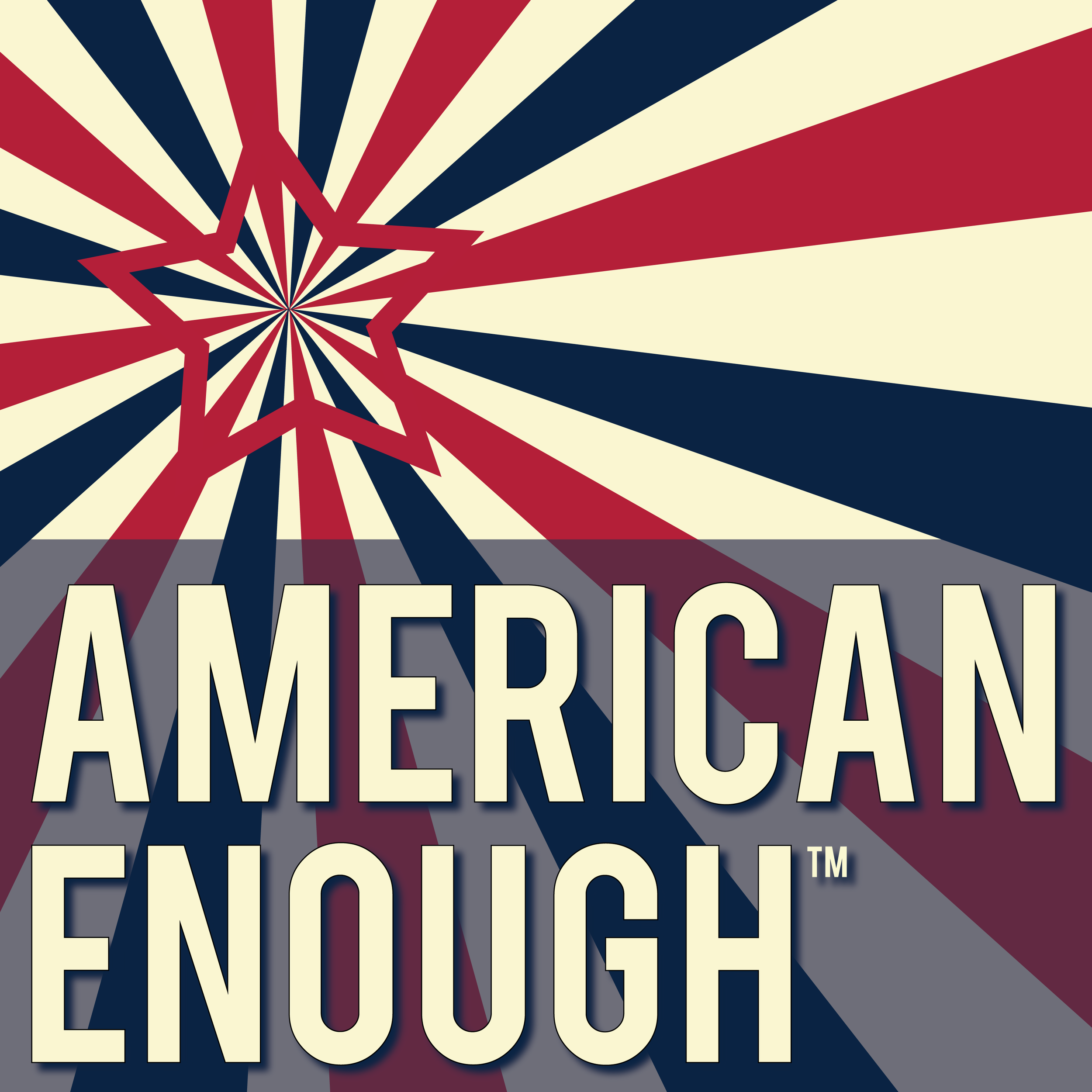 American Enough - America's identity is evolving in real time. We are joined by journalists, comedians, politicians, activists, and listeners, to unpack this crucial existential moment for our nation's identity.