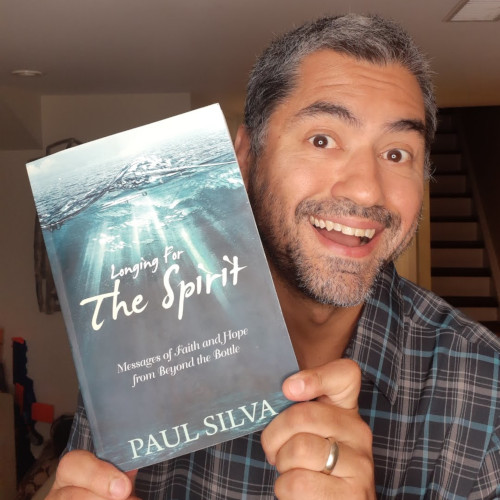 Longing for the spirit - book - This collection of essays and stories is a refreshing approach to recovery - funny, spiritual and fully transparent. And projectile vomit-free! You don't see that often in recovery stories. Just saying.