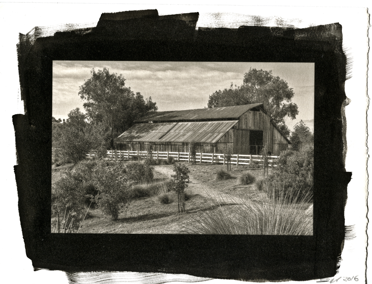 Early California Barn