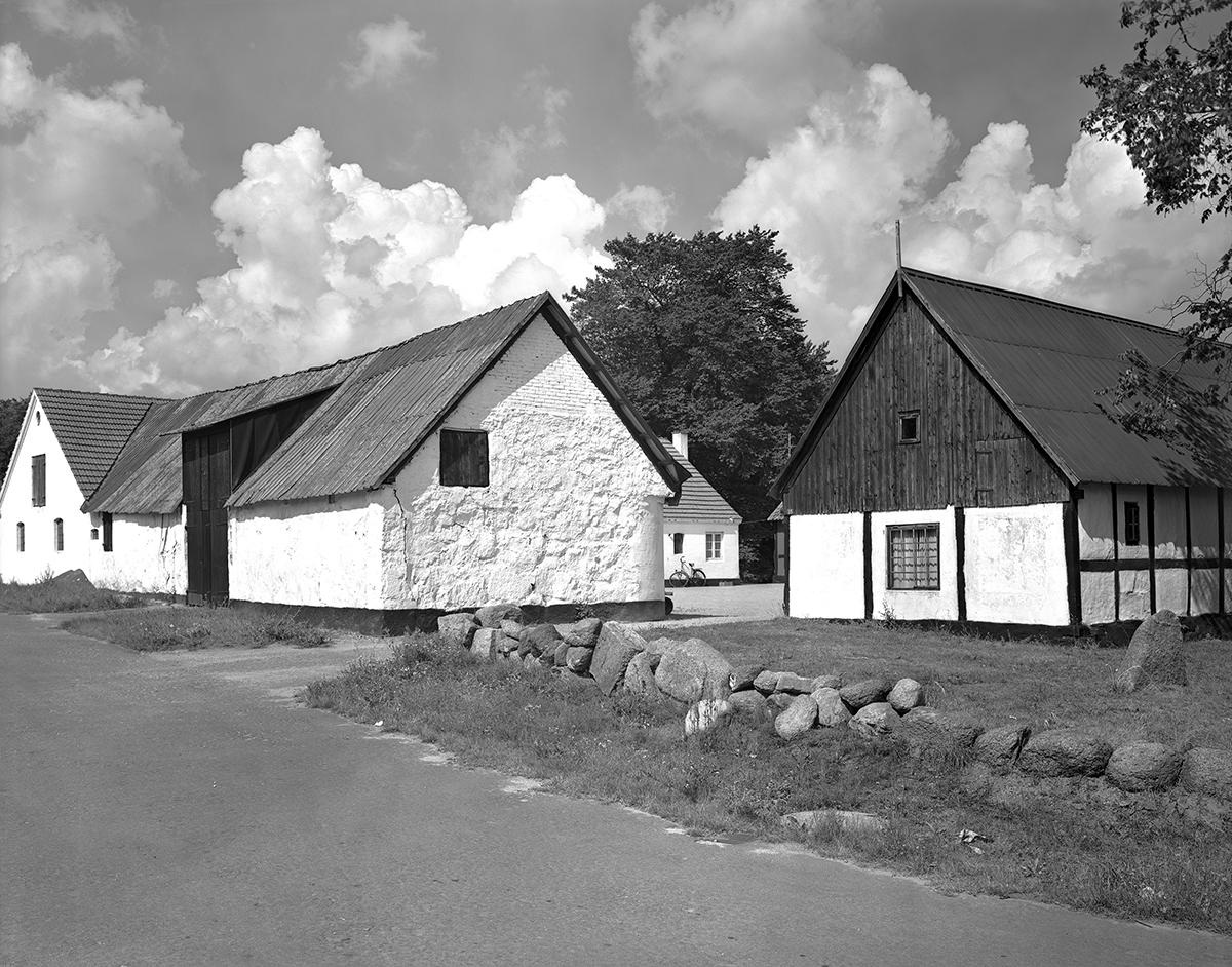 Gaard (Farm) 1978, Aarsdale, Bornholm Island, Denmark