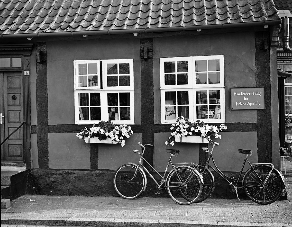 Neckso APotek 1978 Bornholm Island, Denmark