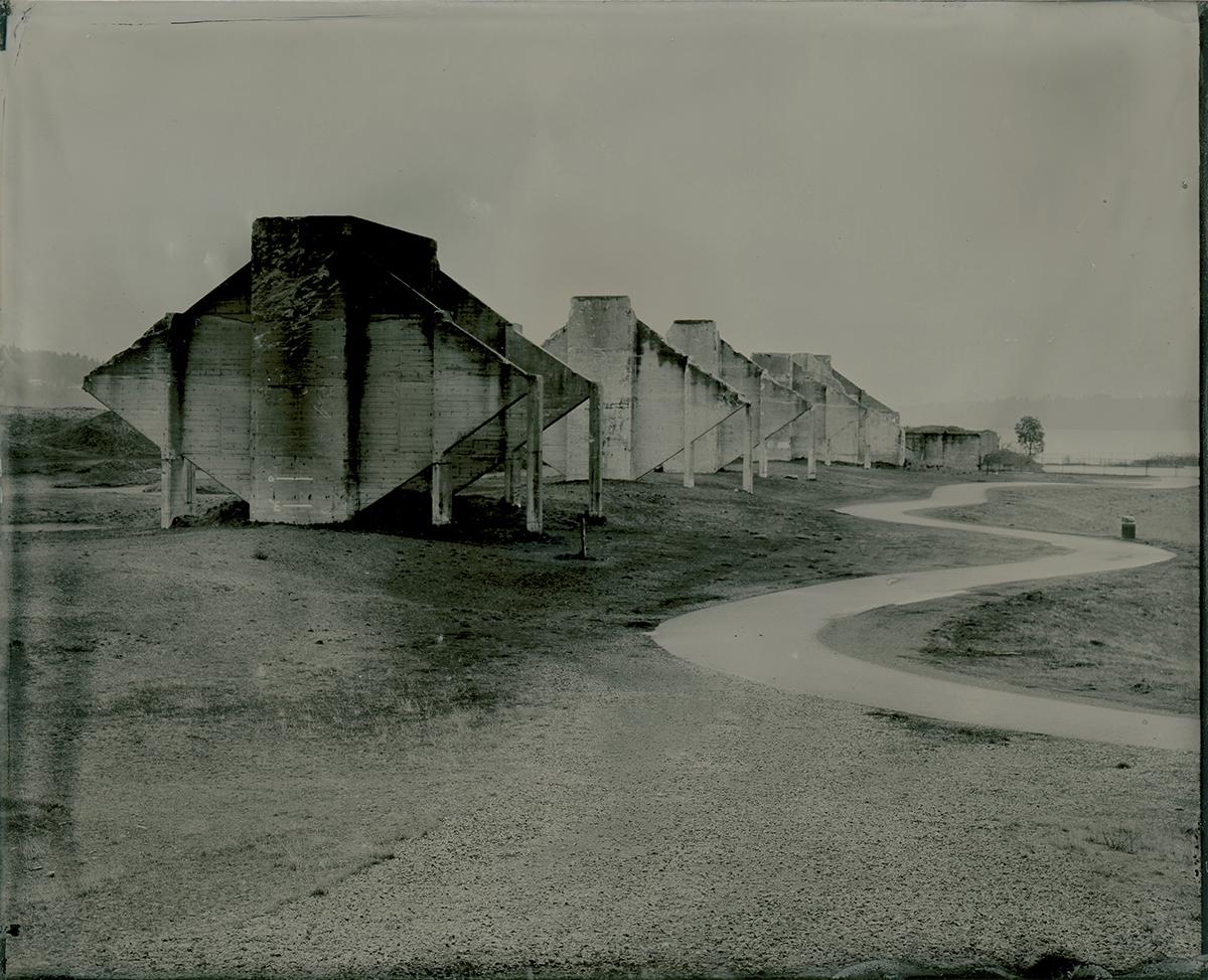 Chambers Bay Ruins