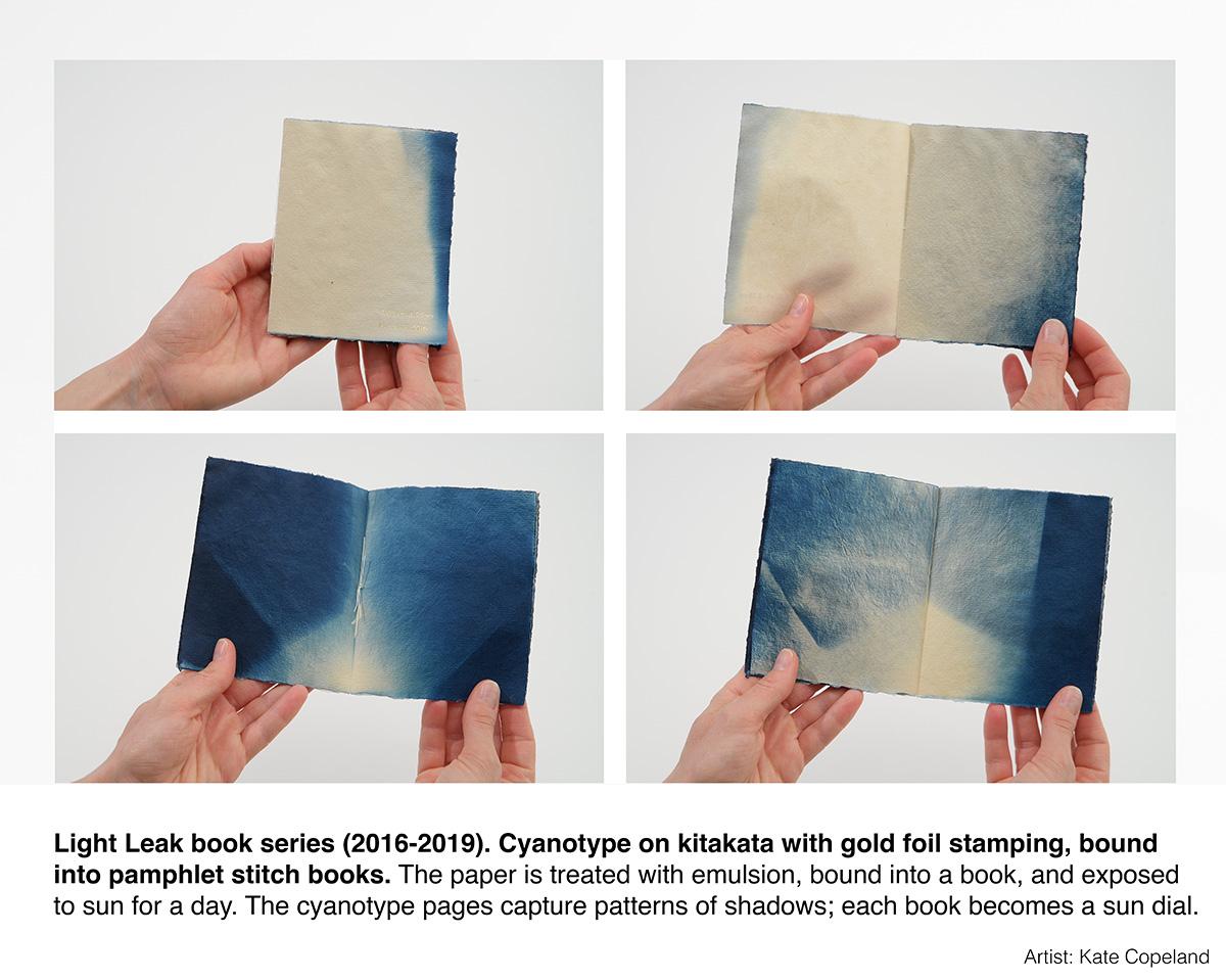 Light Leak book series