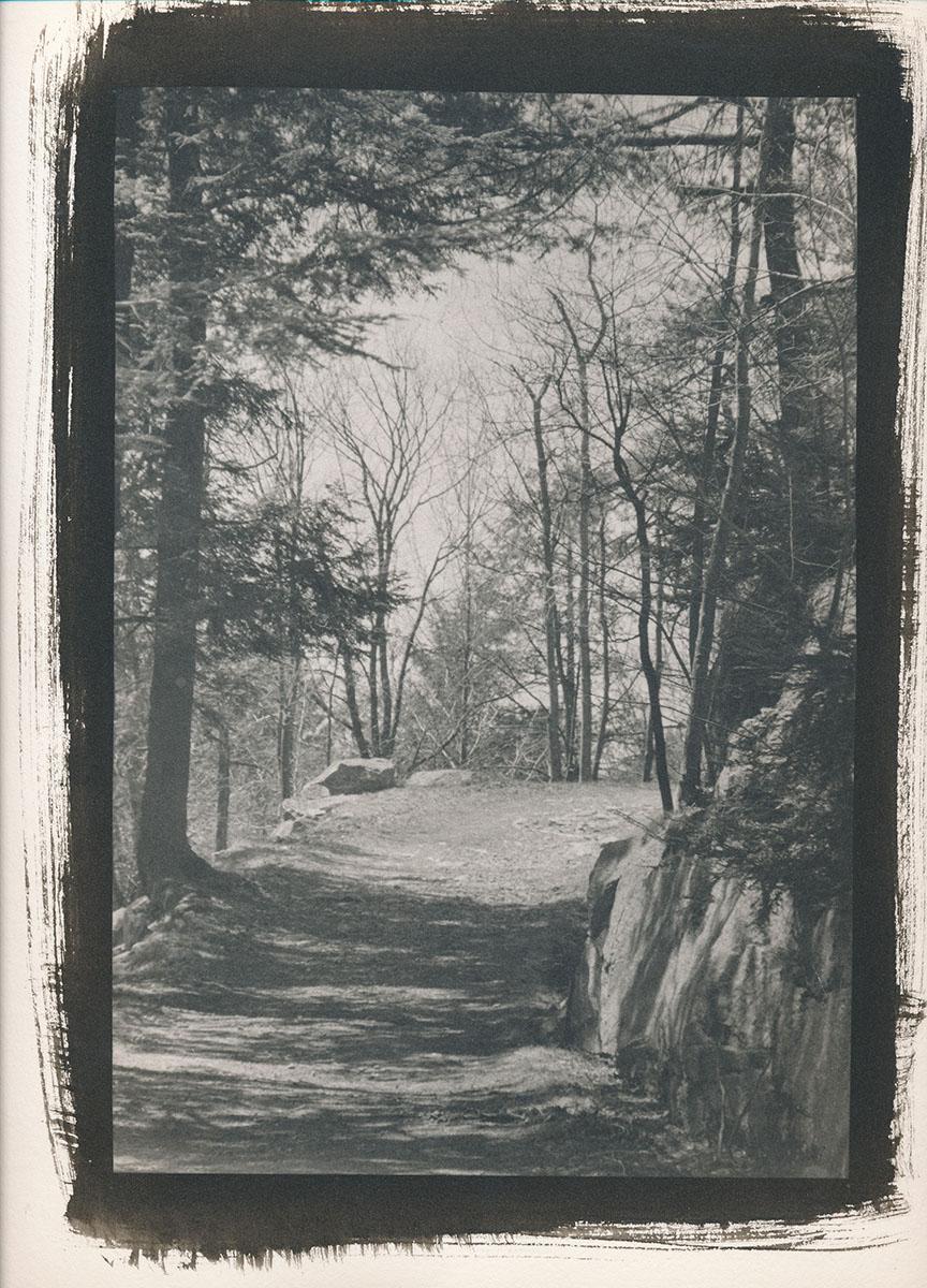 Minnewaska Trail