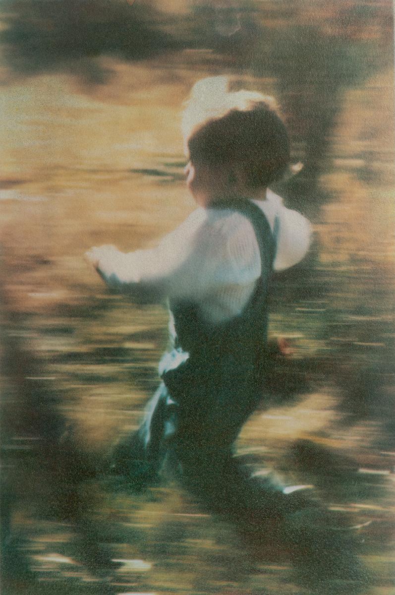 Kodachrome Dreaming of Childhood