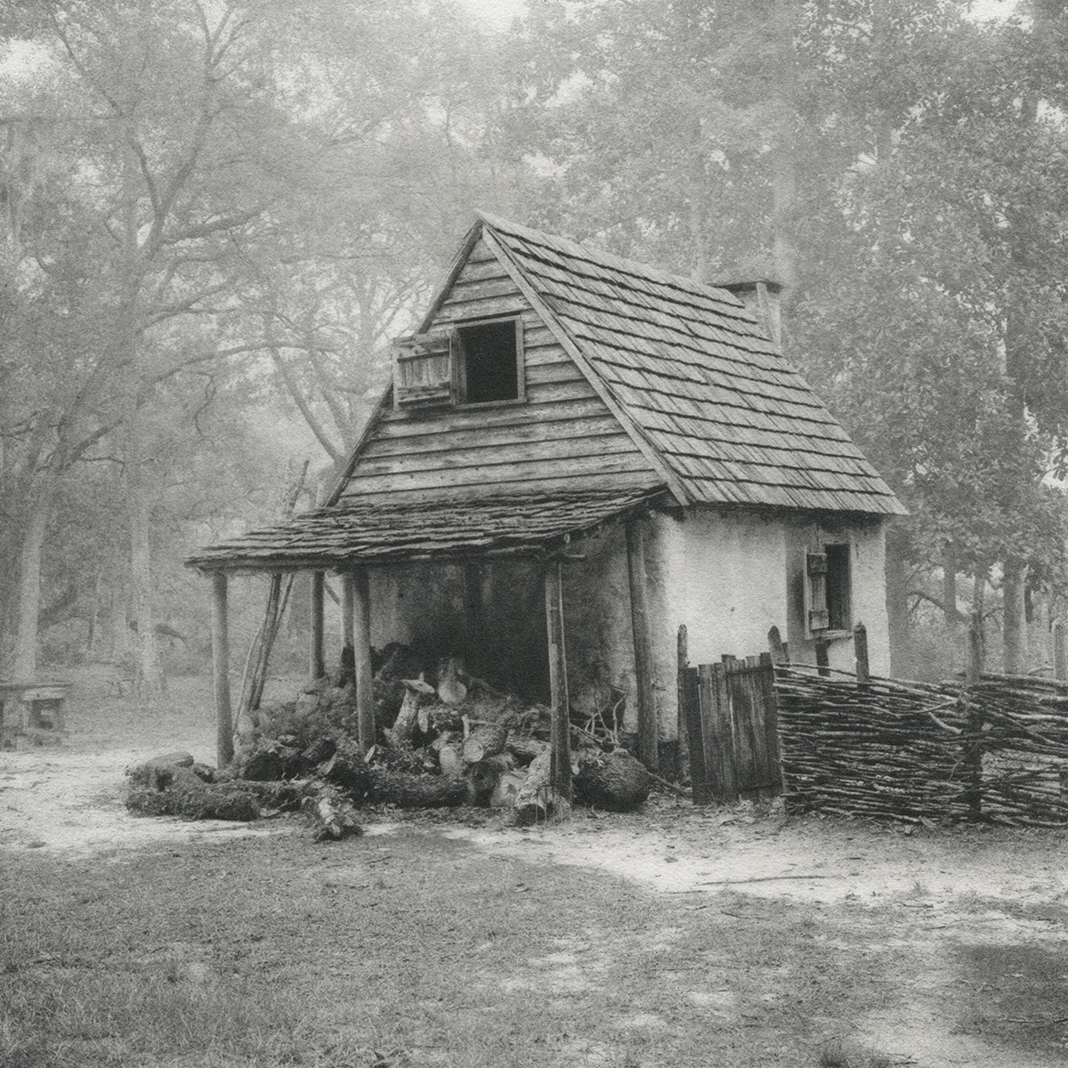 Wormsloe Hut, Savannah