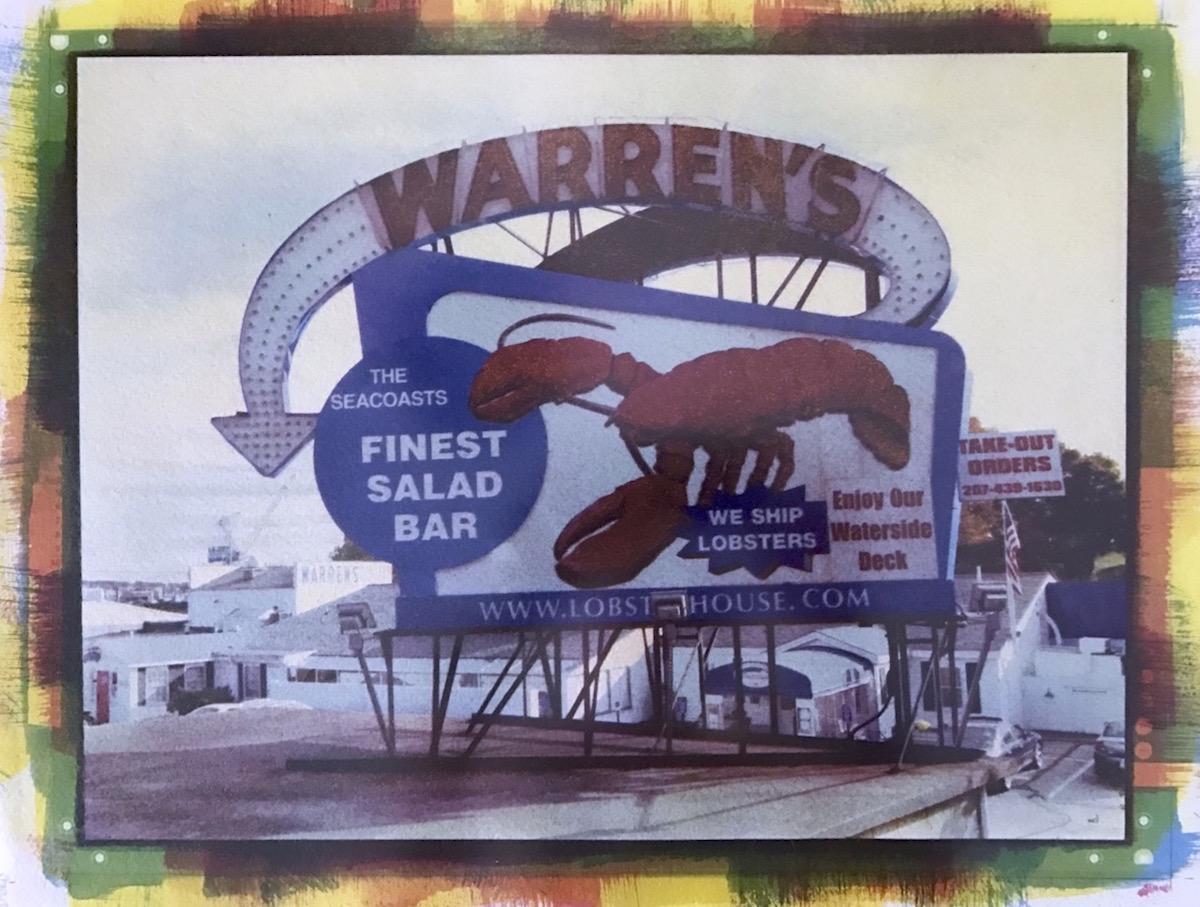 Warren's Lobster House