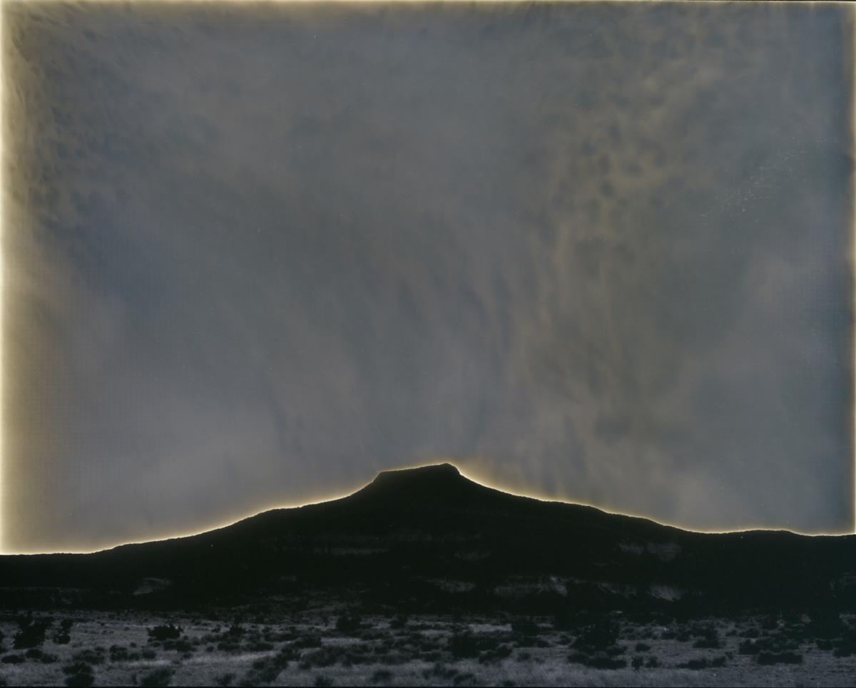 Cerro Pedernal Study #10