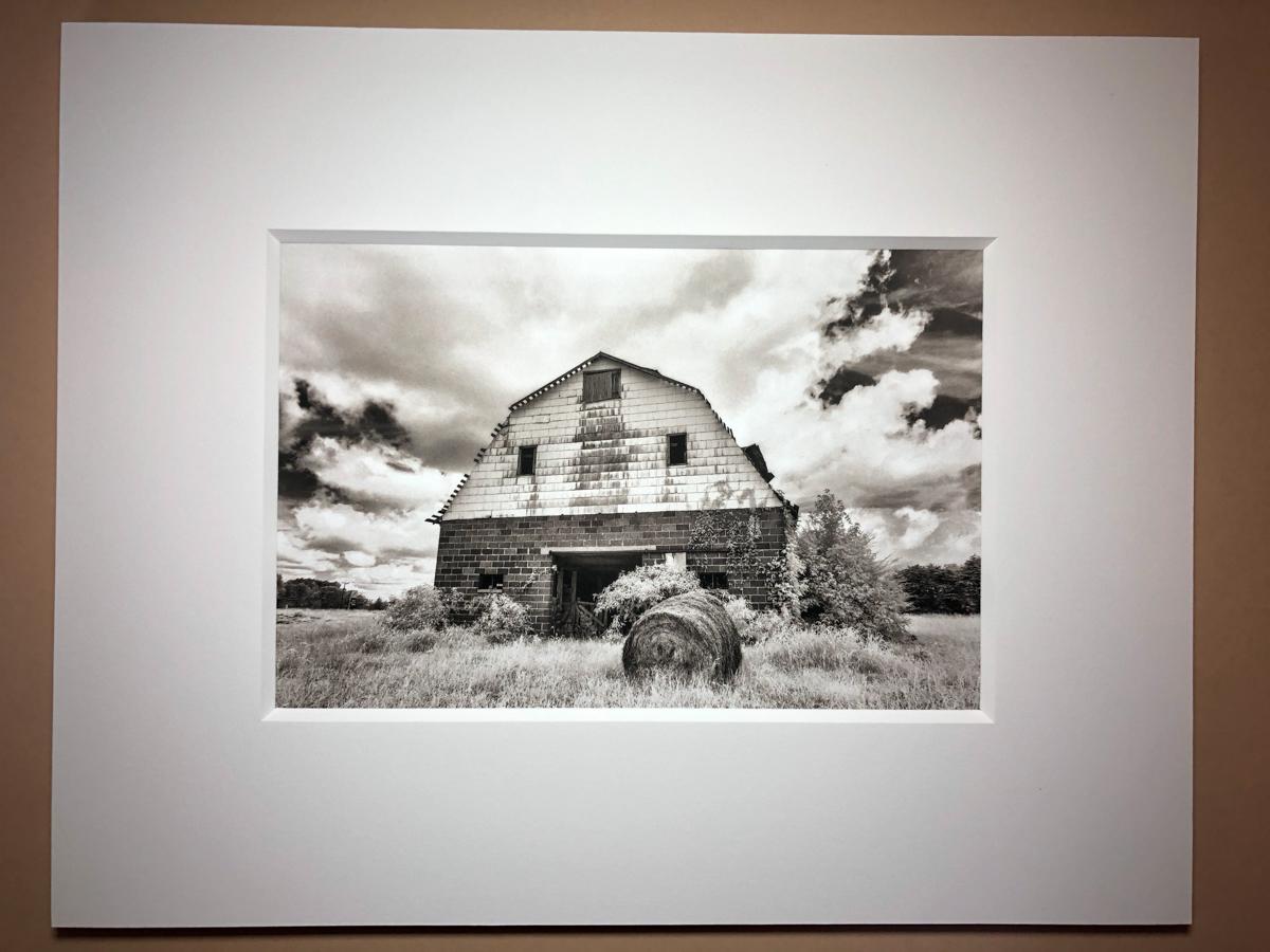 Abandoned Barn, Louisa, Virginia