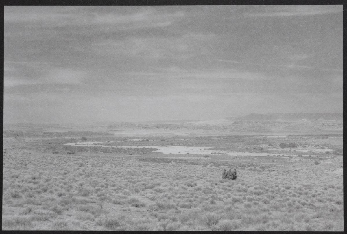 View from Penasco Blacno