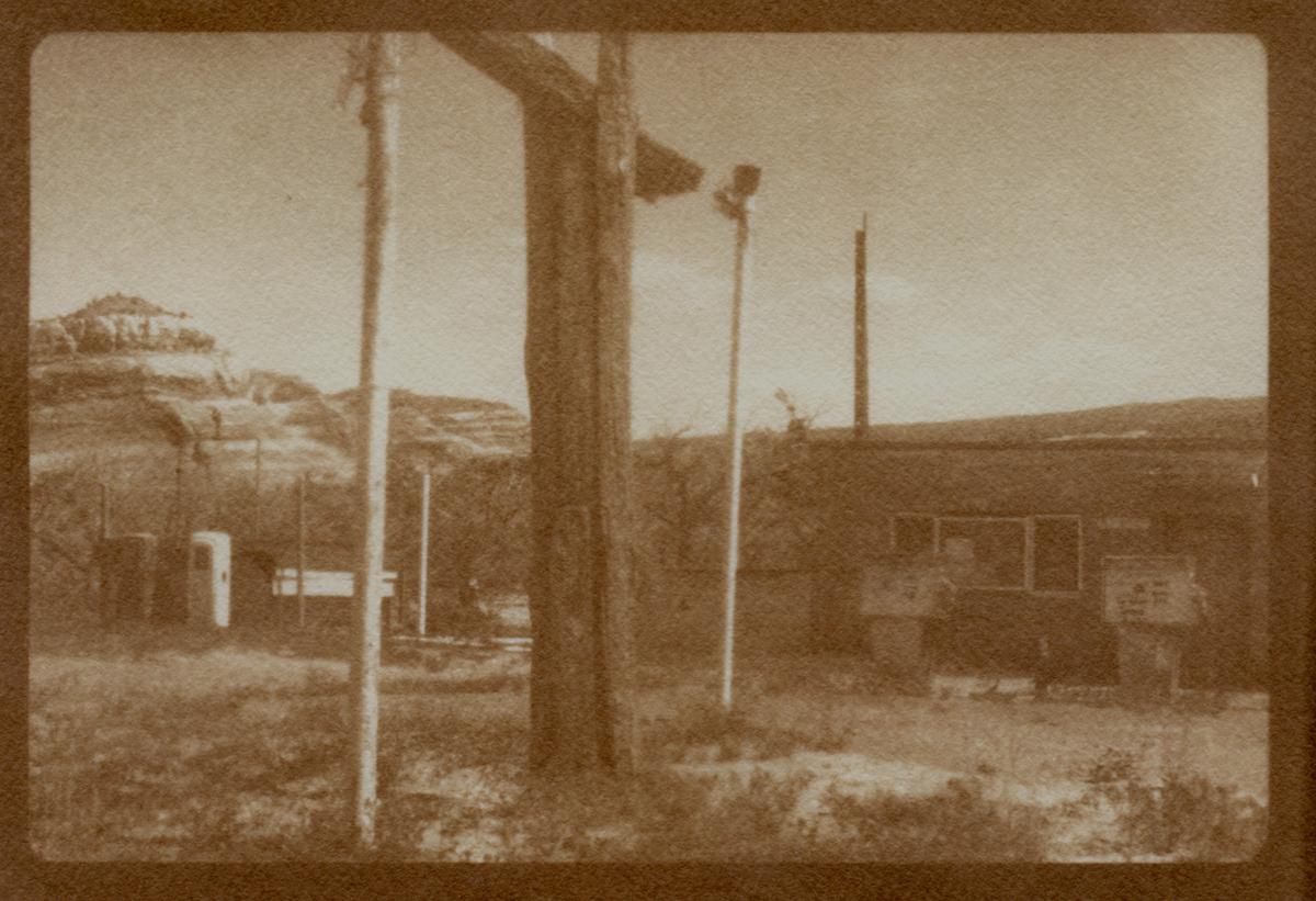 The Gas Station at Dewey Bridge, #1