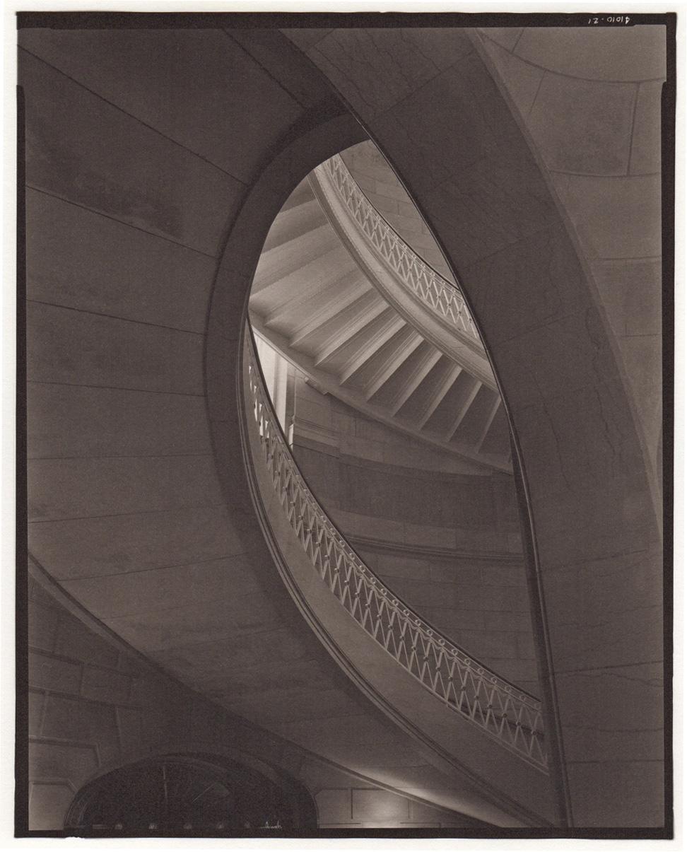 Hartford City Stairs