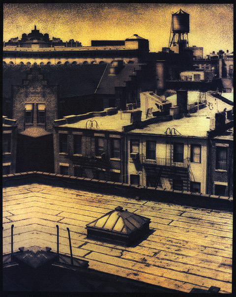 Roof Top Maze