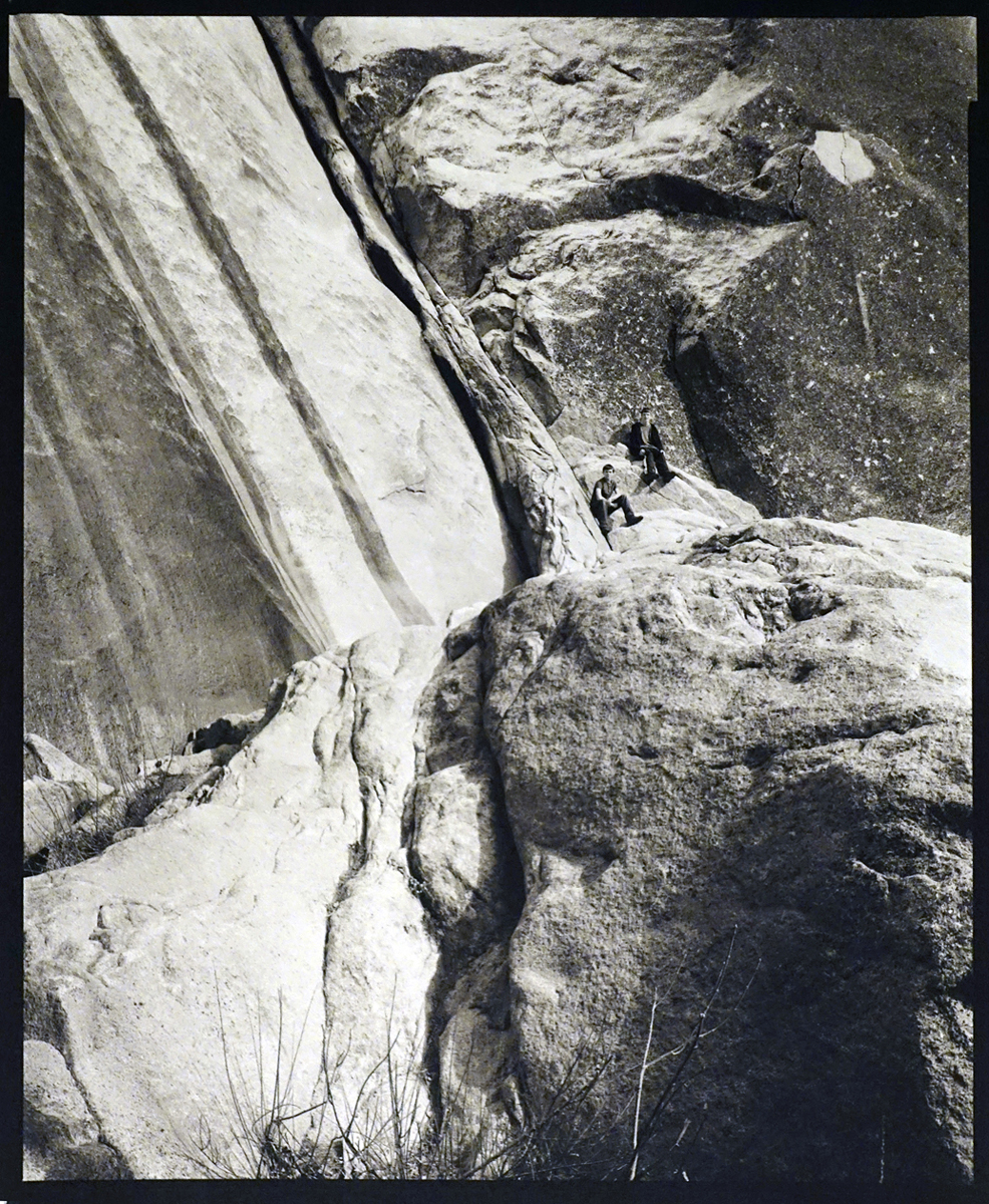 Bryce and Cedar Yosemite Valley, 2012