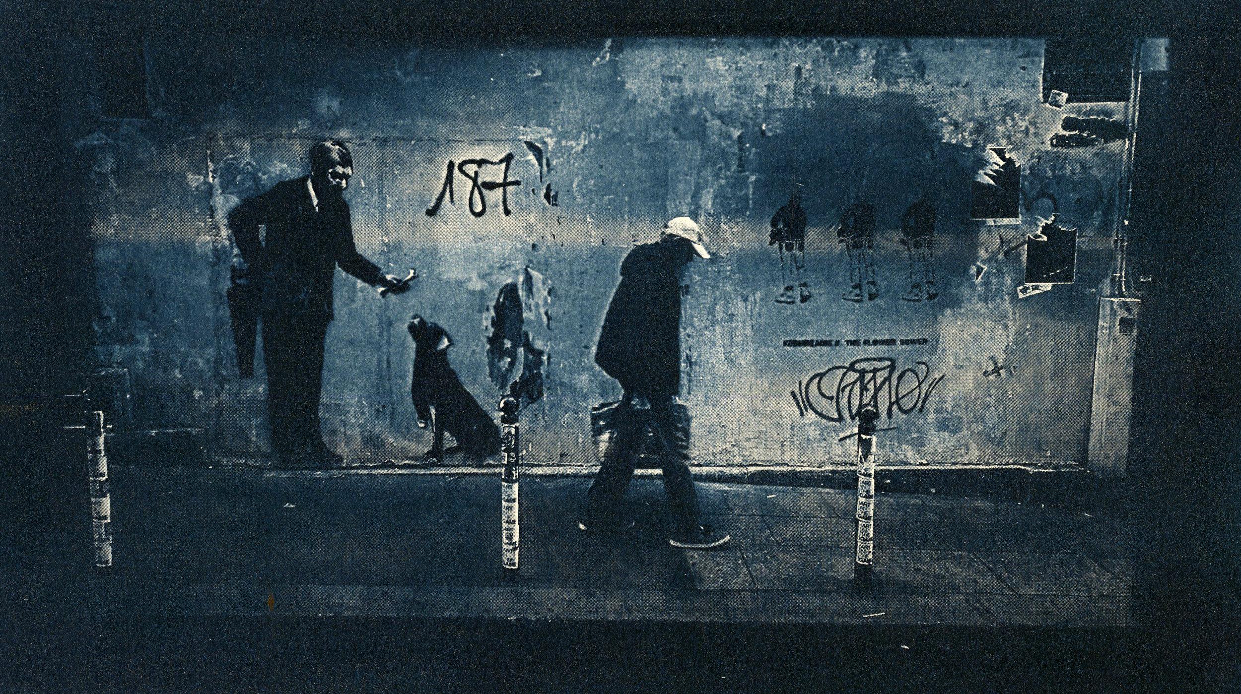 Banksy La Sorbonne
