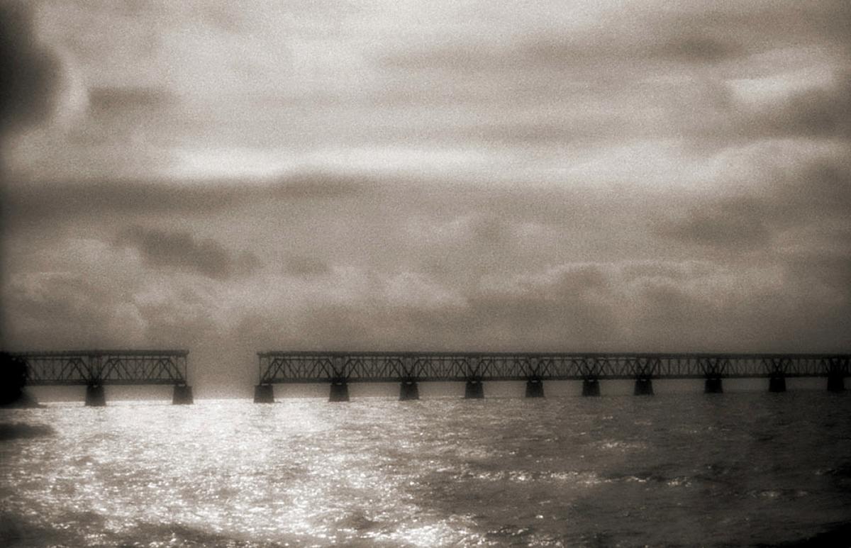 Browken Bridge