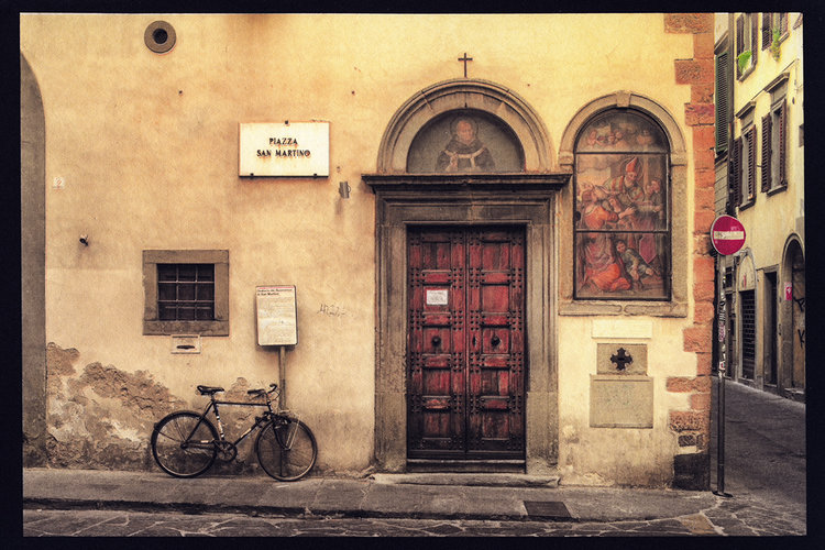 Piazzo San Martino, Florence, Italy, 2018