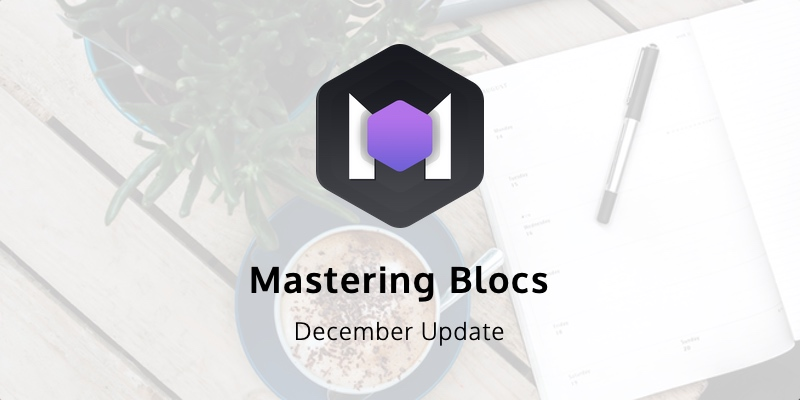 Blocs Master is a series of video courses designed to help you master your web design skills with Blocs.