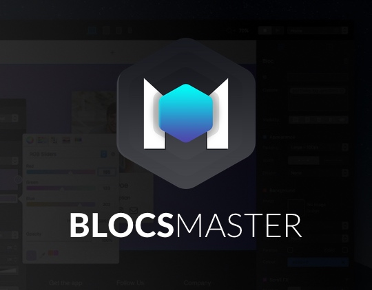 Getting Started with Blocs 2 - 14 videos1. Introduction to Blocs 22. Exploring the User Interface3. Managing the Project Settings and Files4. Page Settings and Basic SEO5. Adding and Managing the Blocs6. Adding and Managing the Brics7. Adding Image and Video Backgrounds8. Adding and Managing the Text9. Adding and Adjusting the Icons10. Editing the Custom Classes11. Adding and Adjusting the Buttons12. Using the Image Carousels13. Adding the Videos and Links14. Editing the Navigation and Exporting the Project