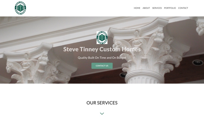 Steve tinney ustom homes