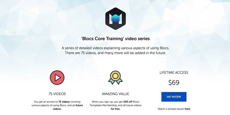 I have been working hard to make Blocs Master the best way to learn web design.