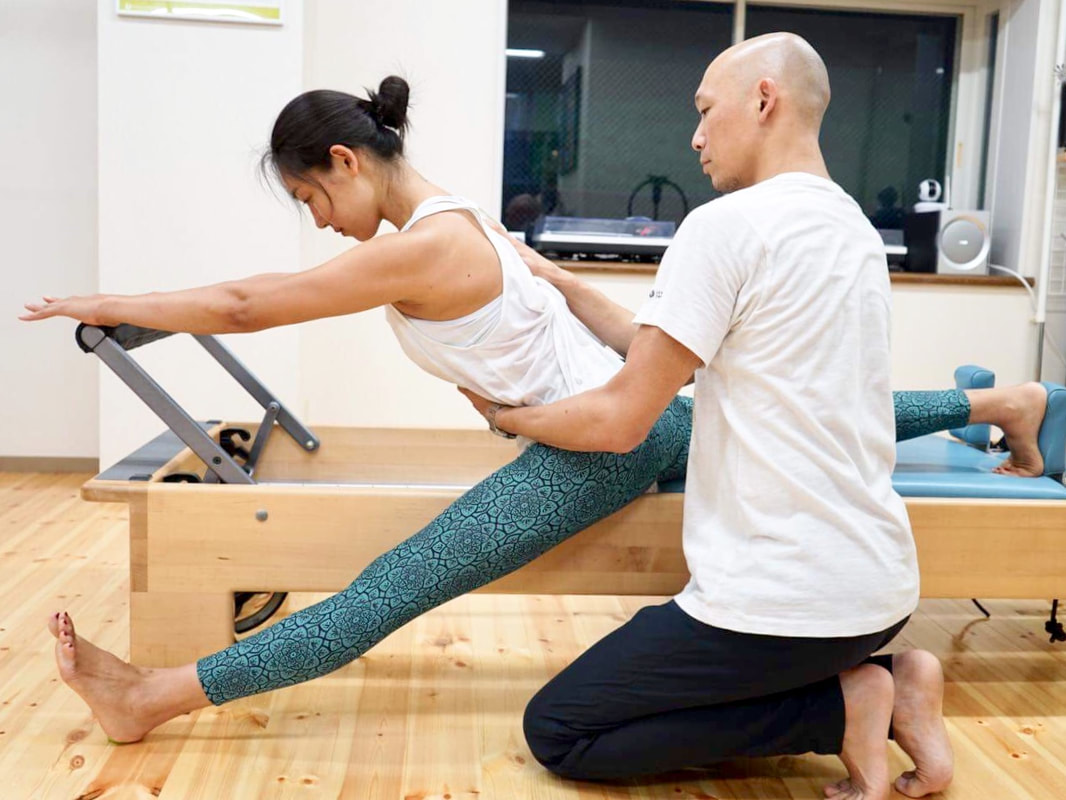 Classes & Private session: Pilates for any skill level. - I teach private and group classes for every level.Schedule your class in advance by clicking on the option of your choice below.