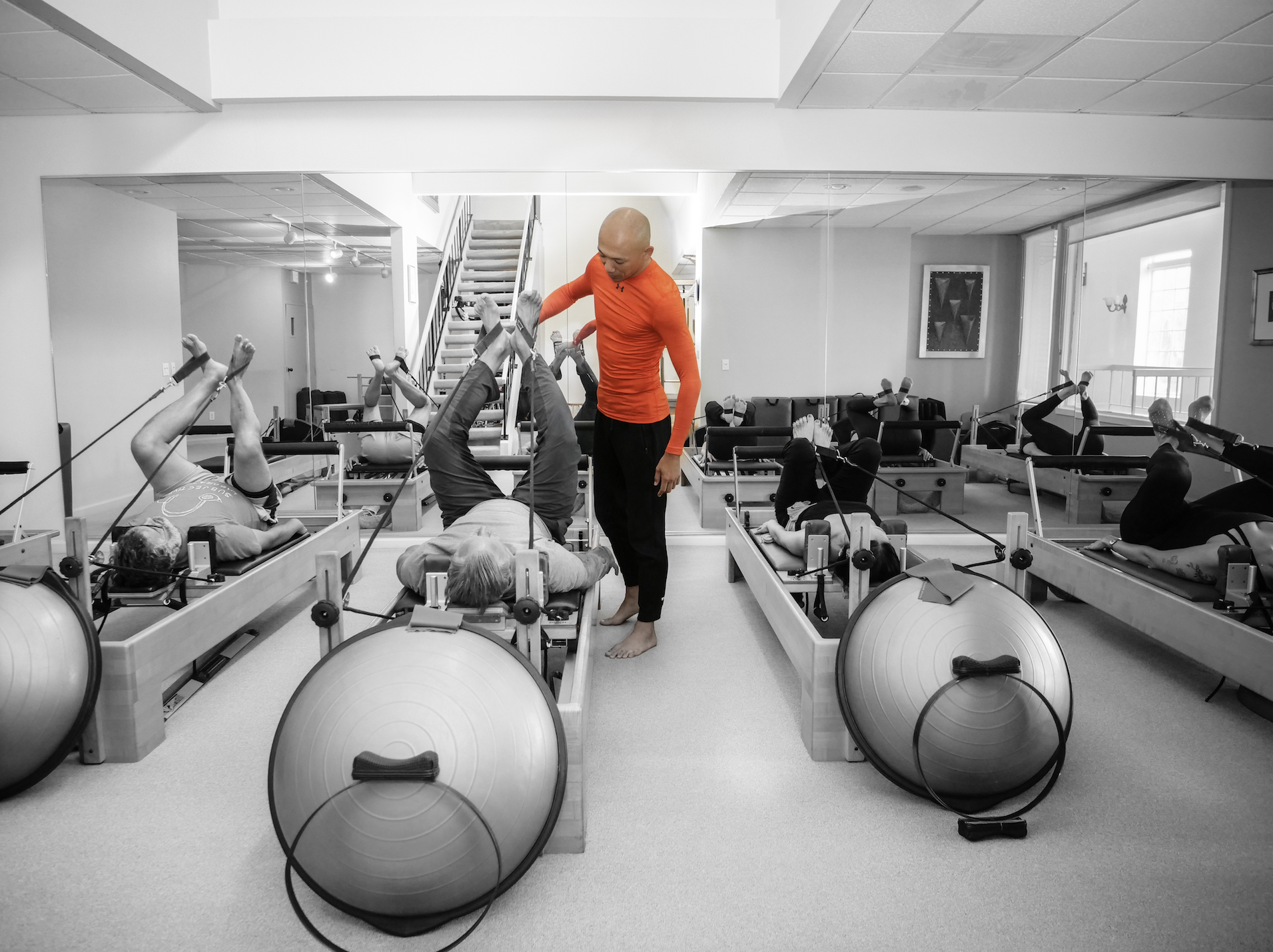 Pilates is more than a physical activity - it is a philosophy, a way to communicate with your physical self. -