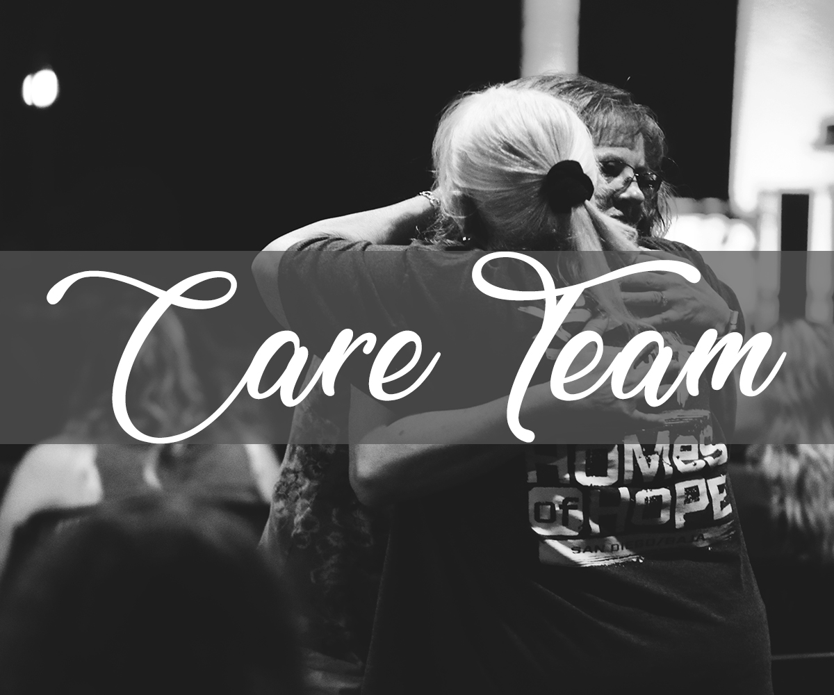 CARE TEAM MINISTRY