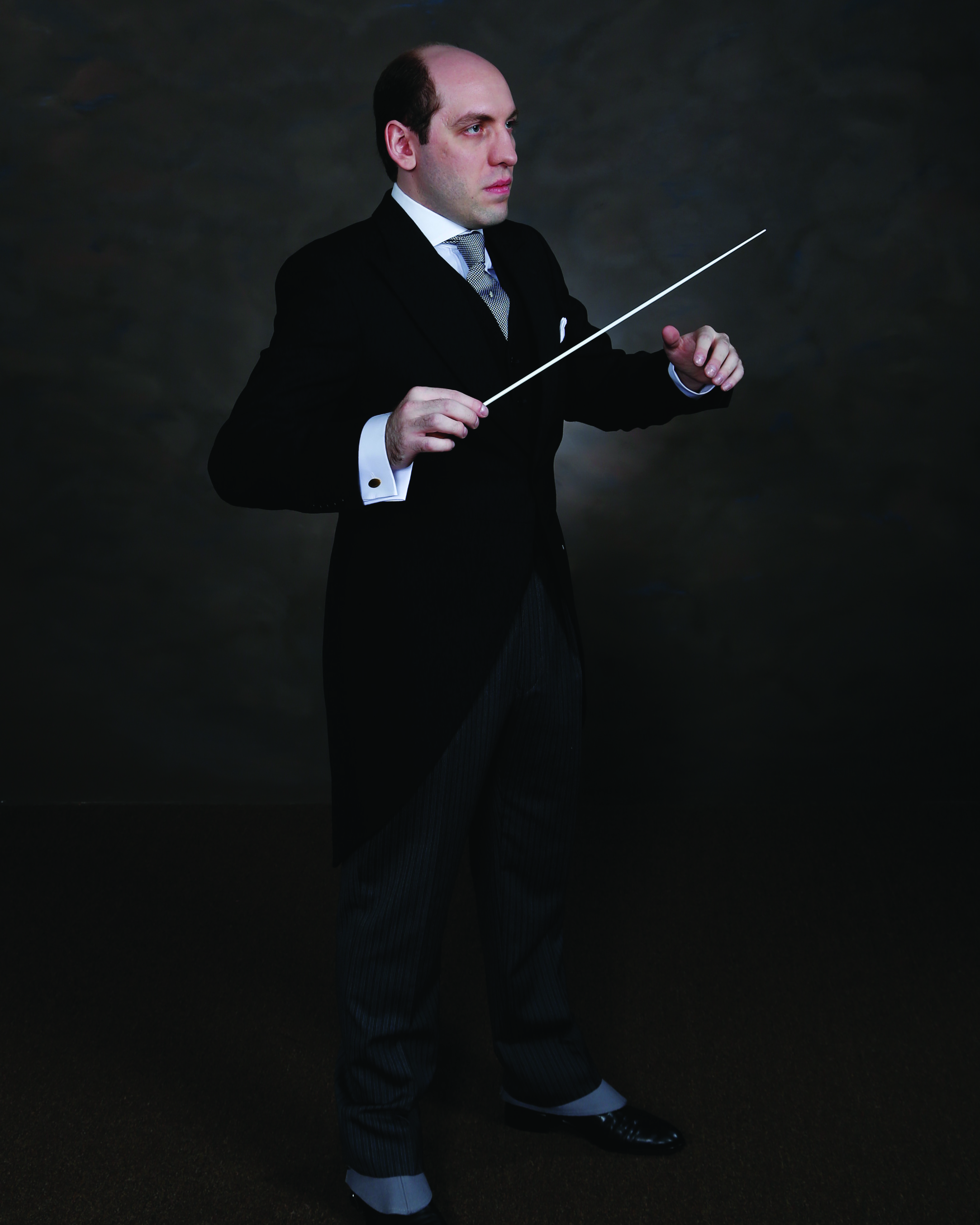 Joseph N. Rubin   Conductor