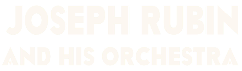 Joseph Rubin and His Orchesta Logo (png)