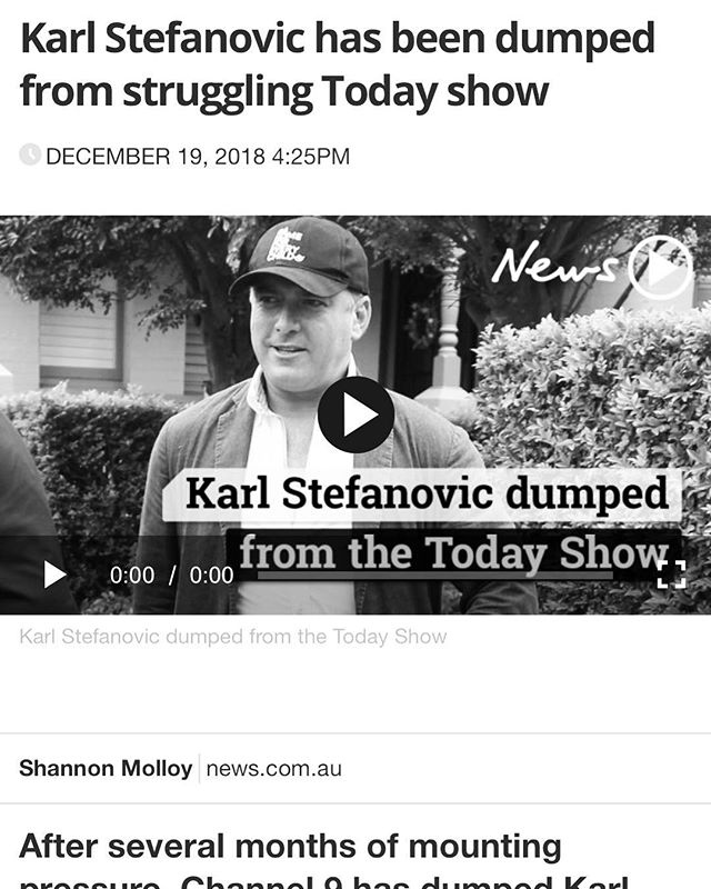 Yes to answer the rumours we are open to having @karlstefanovic_ as a @thereidpod cohost. That's all we can say right now... #karltojointhepodcastaboutnothing