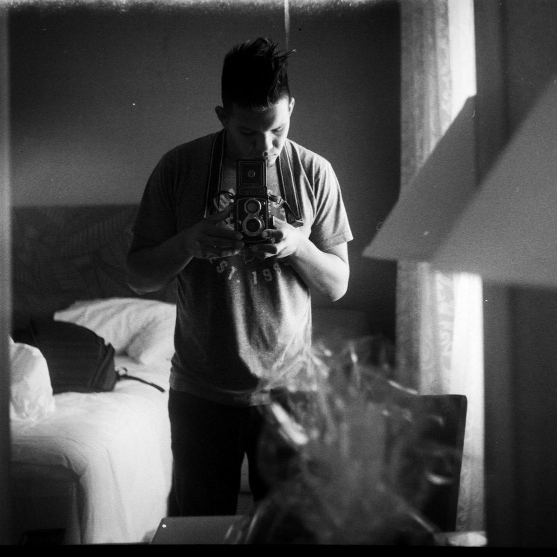 Caleb Alvarado - Photographer / Designer