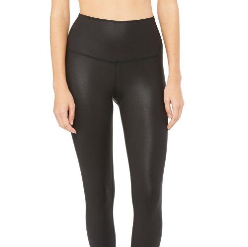 * Alo high-waisted leggings for yoga and dance 💃🏻