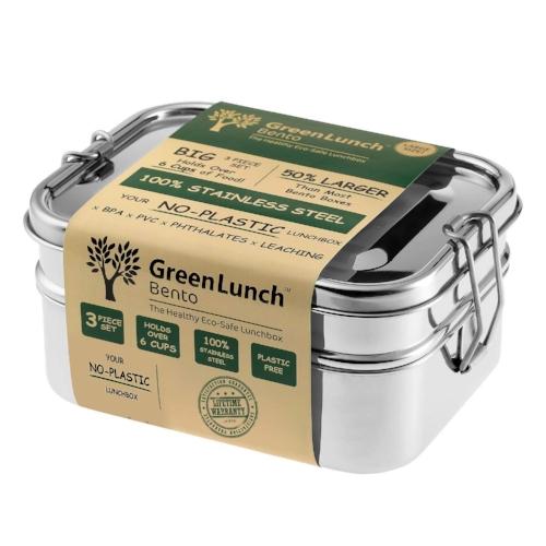 * Lunch box 🌱