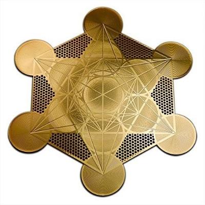 * Metatron's Cube #manifest ☀️